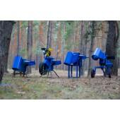 Подрібнювачі гілок та дровоколи гарний вибір для заготівлі дров