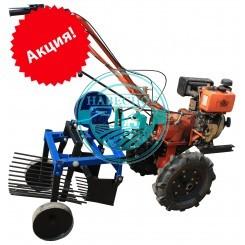 Картофелекопатель механический Z-105
