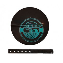 Окучник дисковый Ø390 (для мотоблоков)