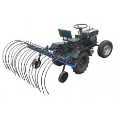 Грабли механические до мототрактора