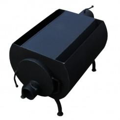 Печь дровяная ПД-40 (Эконом малая - мощностью 4,5 кВт)